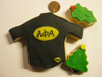 Alpha Phi Alpha Christmas Party Gift Box